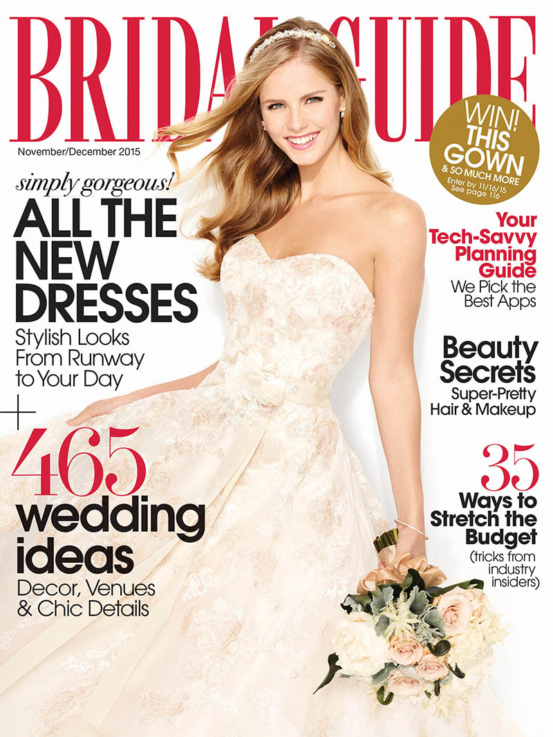Brides Magazine Working Secretly For 63