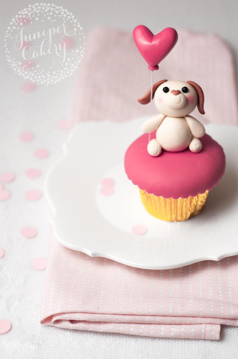 Tutorial Puppy Love Valentine S Day Cupcake Tutorial For