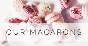 Macarons by Juniper Cakery | Beautiful cakes in Hull and Yorkshire