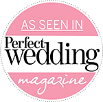 Featured in Perfect Wedding Magazine