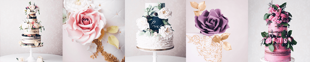 About Juniper Cakery's wedding cakes
