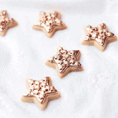 golden-star-cookies-juniper-cakery