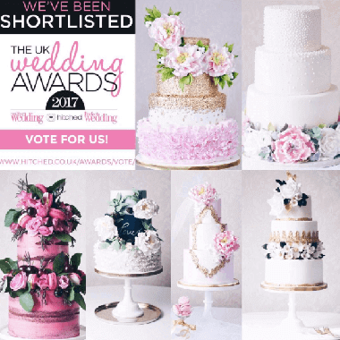 UK Wedding Awards Juniper Cakery