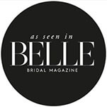 Featured in Belle Bridal magazine