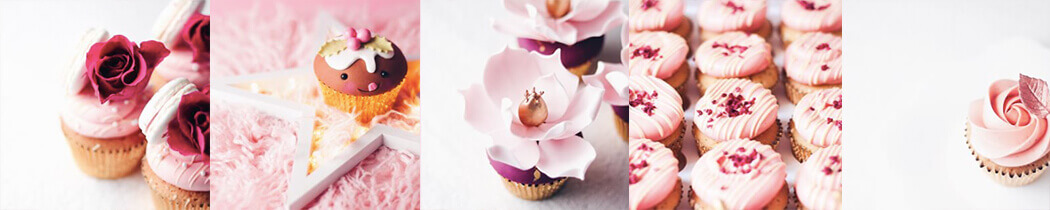 Gorgeous cupcakes by Juniper Cakery