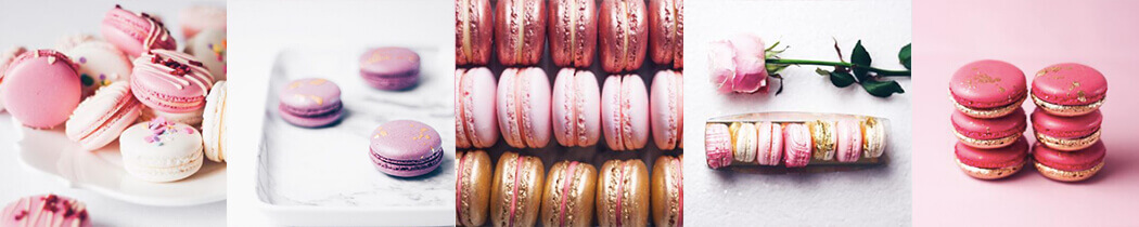 About Juniper Cakery's macarons