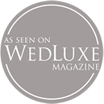 Featured in the WedLuxe International Trend Report