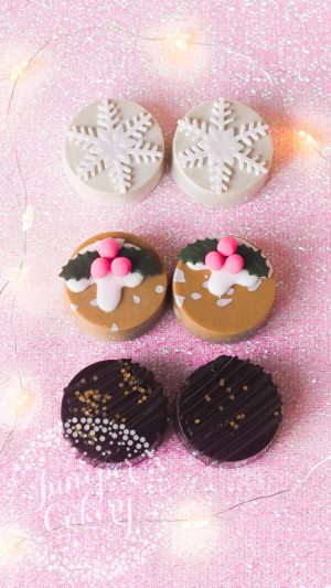GLUTEN FREE Chocolate Covered Oreos by Juniper Cakery