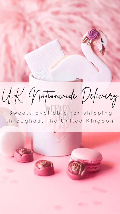 Sweets available for U.K. shipping!
