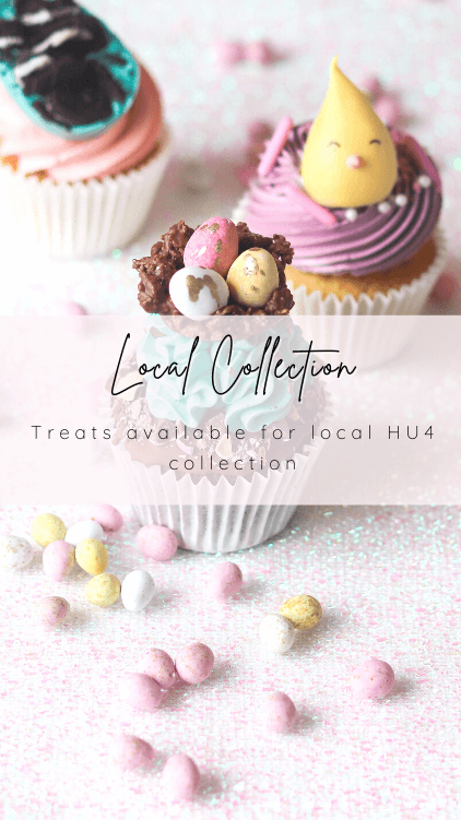Treats available for local HU4 collection!